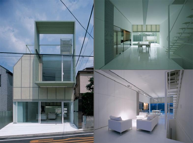 Kengo Kuma's Plastic House
